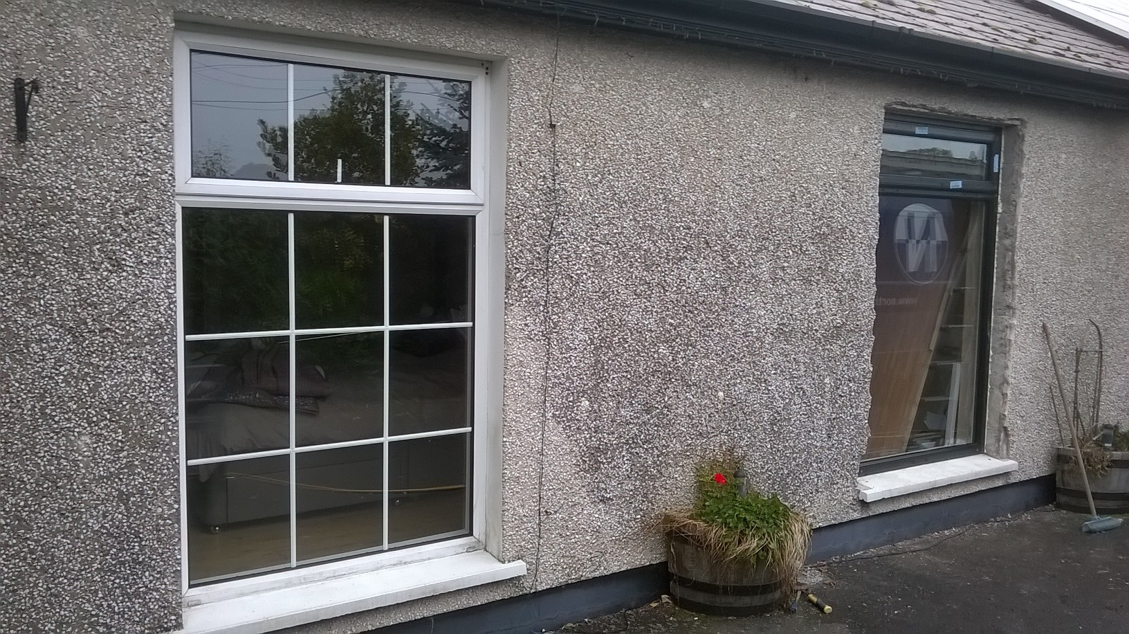 PVC Window replacement